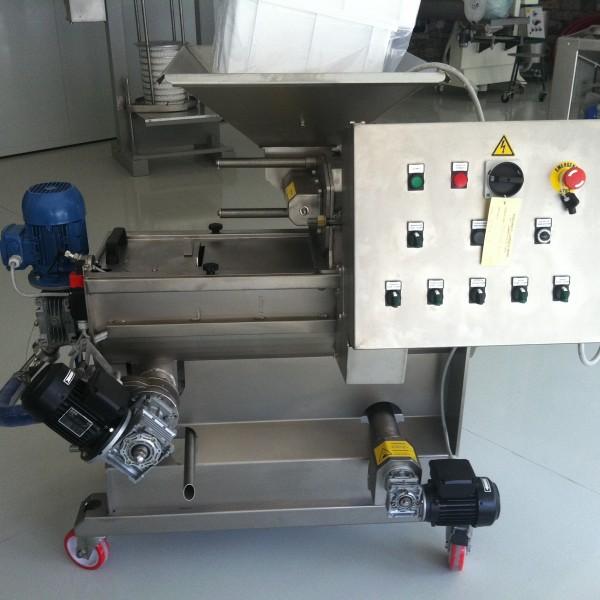 מכונה אוטומטית להכנת שמן זית